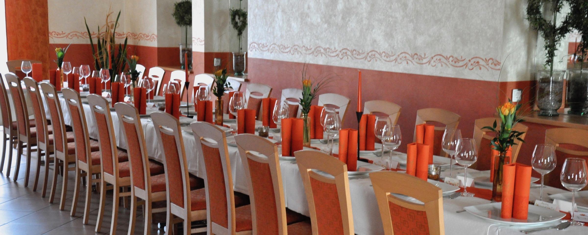 Culinarium Tisch | Metzgerei Herpich in Hof