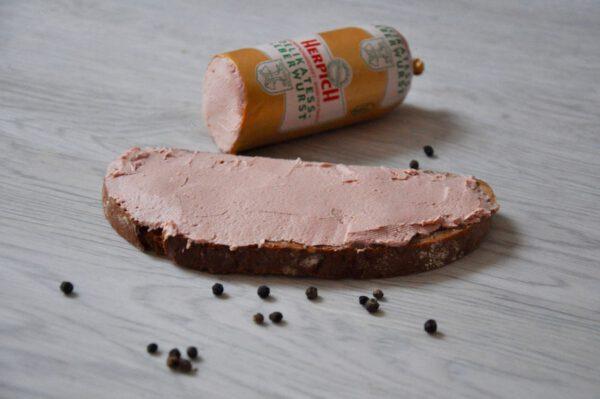 Delikatess Leberwurst | Onlineshop Metzgerei Herpich in Hof