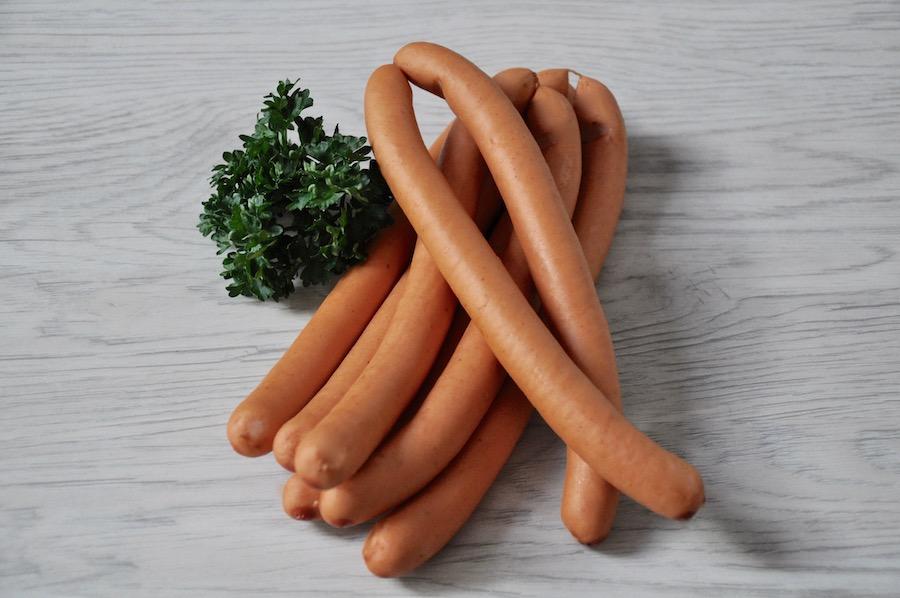 Hofer Wärschlamo Wiener roh | Onlineshop Metzgerei Herpich in Hof