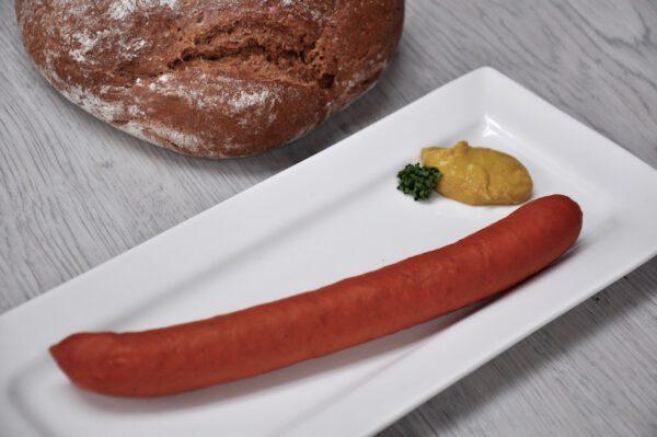 Käsekrakauer Wurst | Onlineshop Metzgerei Herpich in Hof