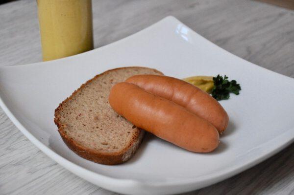 Knacker mit Senf | Onlineshop Metzgerei Herpich in Hof