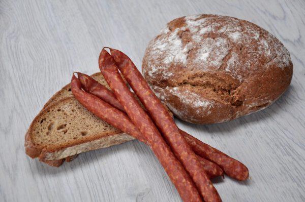 Rohpolnische Bauernwurst | Onlineshop Metzgerei Herpich in Hof
